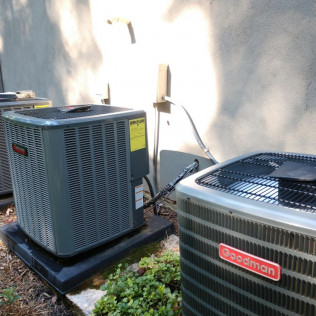 hvac services in fayetteville ga
